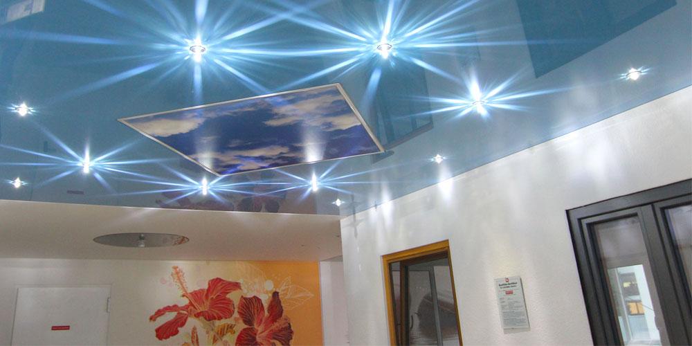 Spanndeckenstudio Teller - Ausstellung