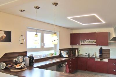 Spanndeckenstudio Teller - Referenzen - Küche 001