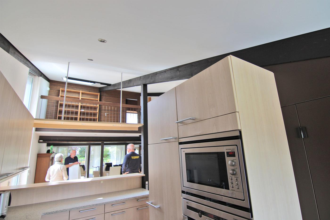 Spanndeckenstudio Teller - Referenzen - Küche 002