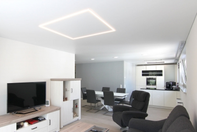 Spanndeckenstudio Teller - Beleuchtung - LED-Band