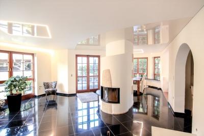 Spanndeckenstudio Teller - Referenzen - Wohnzimmer 002