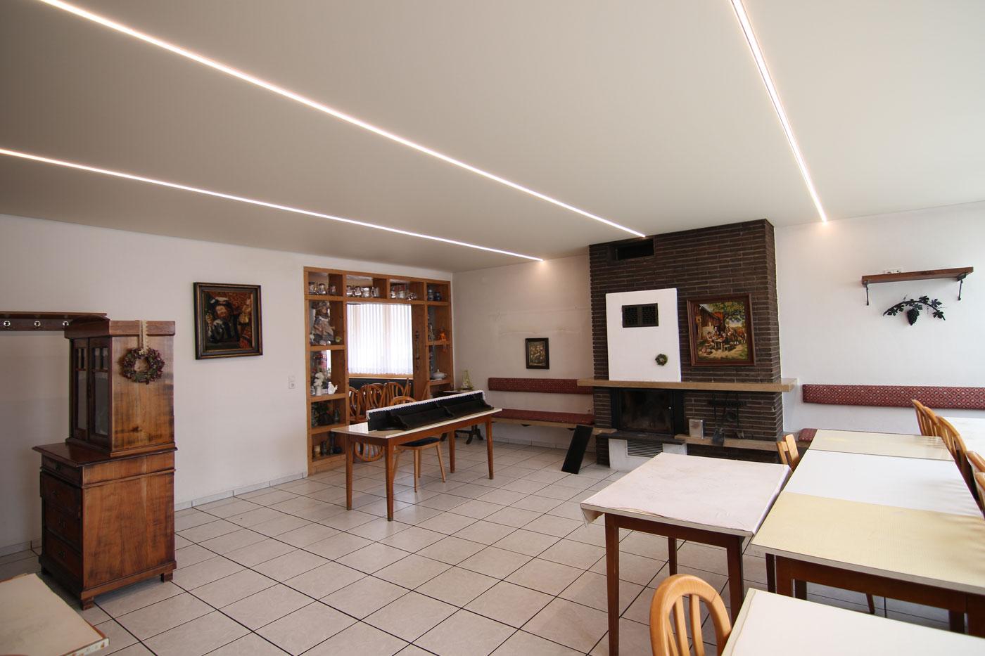 Spanndeckenstudio Teller - Referenzen - Gewerbe 003