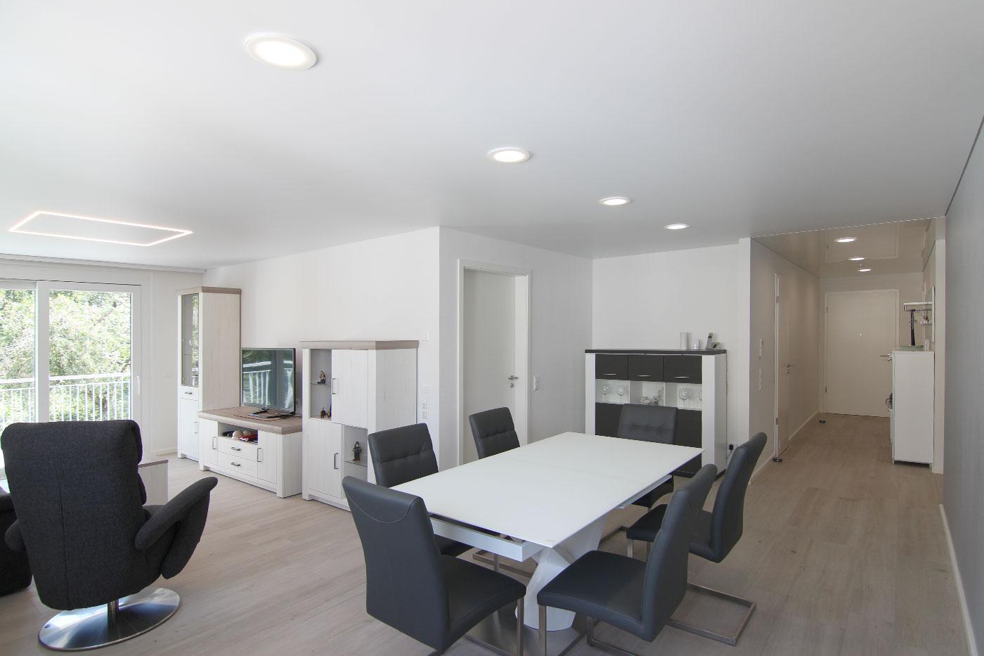 Spanndeckenstudio Teller - Beleuchtung - LED-Panels