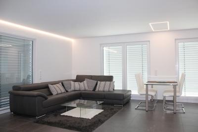 Spanndeckenstudio Teller - Wohnzimmer