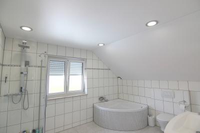 Spanndeckenstudio Teller - Dachschräge - Ilsfeld
