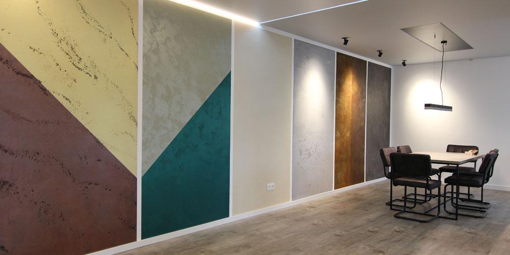 Spanndeckenstudio Teller - Malerarbeiten